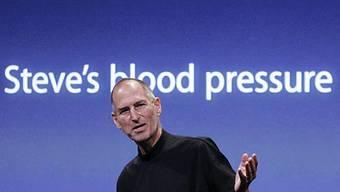 Steve Jobs tauchte nicht auf (Archiv)