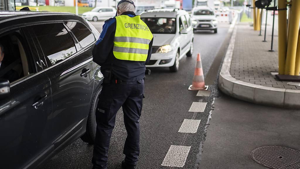 174'000 Pendler kommen über die Grenze zur Arbeit nach Deutschland