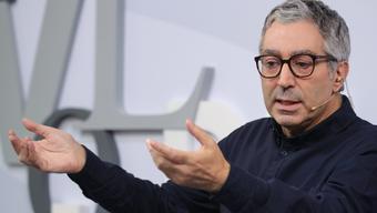 Gern gesehener Talkgast (hier an der Frankfurter Buchmesse): Didier Eribon parliert und philosophiert am Freitag erstmals in Basel.