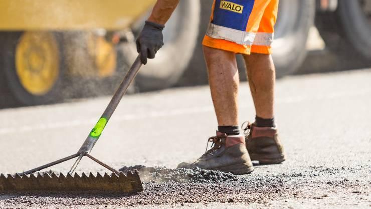 Der Portugiese arbeitet in der Schweiz als Bauarbeiter (Symbolbild).