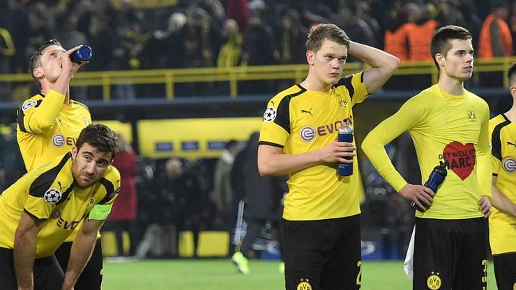 Dortmund Monaco Rückspiel