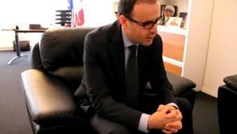 Naim Malaj - Kosovarischer Botschafter in Bern