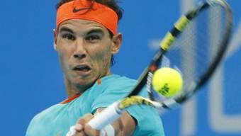 Rafael Nadal ist im Viertelfinal bereits ausgeschieden.