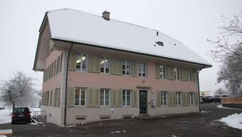 Das Gemeindehaus in Othmarsingen.