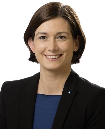 FDP: Maja Riniker, Suhr (bisher)