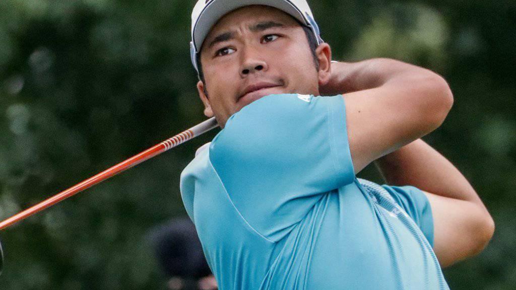 Hideki Matsuyama will Japans erster Majorturnier-Champion werden