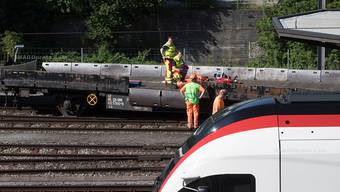 Kopie von Rangierunfall beim Bahnhof Hammer 04.07.17
