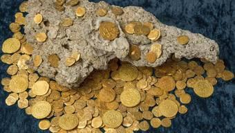 Goldschatz bei Florida gefunden