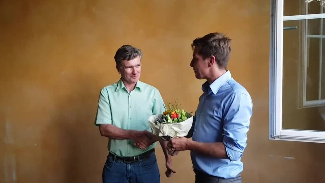 Grüne nominieren Severin Lüscher