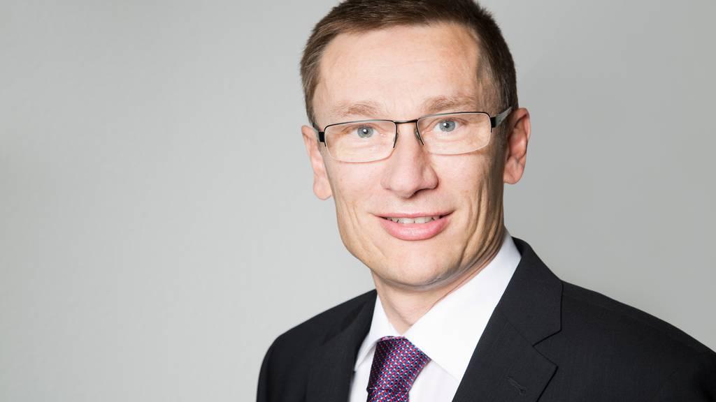 Adi Achermann wird neuer Polizeikommandant