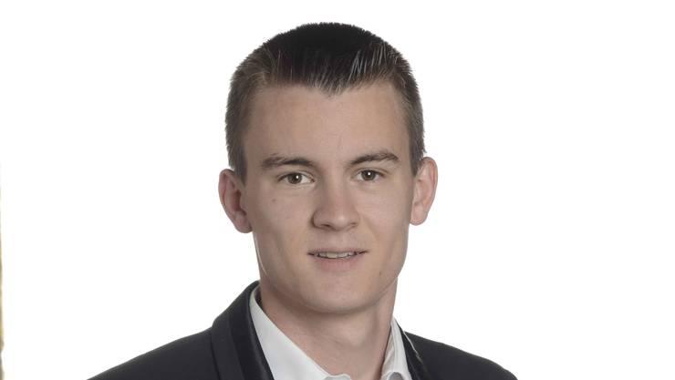 Pascal Schlegel, SVP, 1994, Student Wirtschaftswissenschaften Uni Basel, bisher