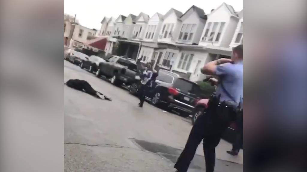 Ausschreitungen nach Tod eines Afroamerikaners in Philadelphia