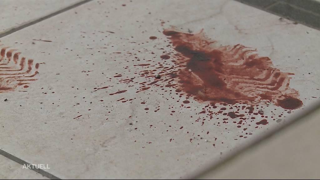 Blutige Schlägerei in Rümikon fordert fünf Verletzte