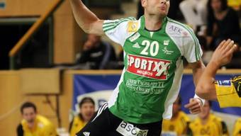 Thuns erfolgreichster Torschütze Jakub Szymanski