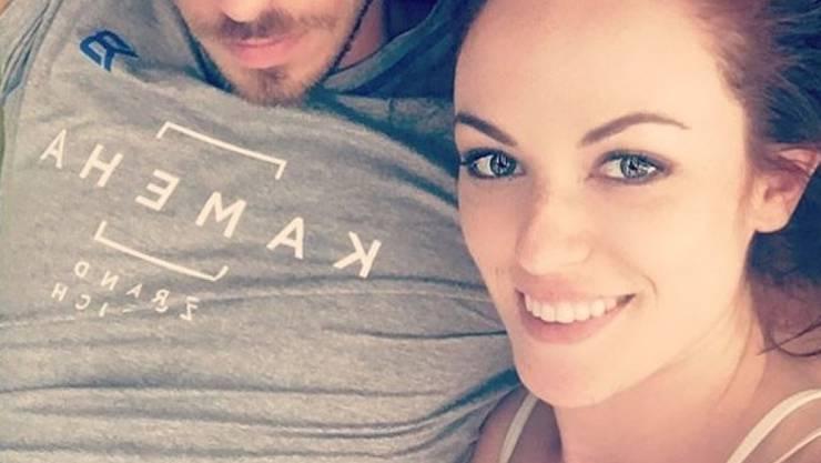 Ein reifer Schritt: Ex-Bachelorette Zaklina Djuricic ist aus der Wohnung von Freund Michi Schmied ausgezogen, um die Liebe zu retten. (Instagram)