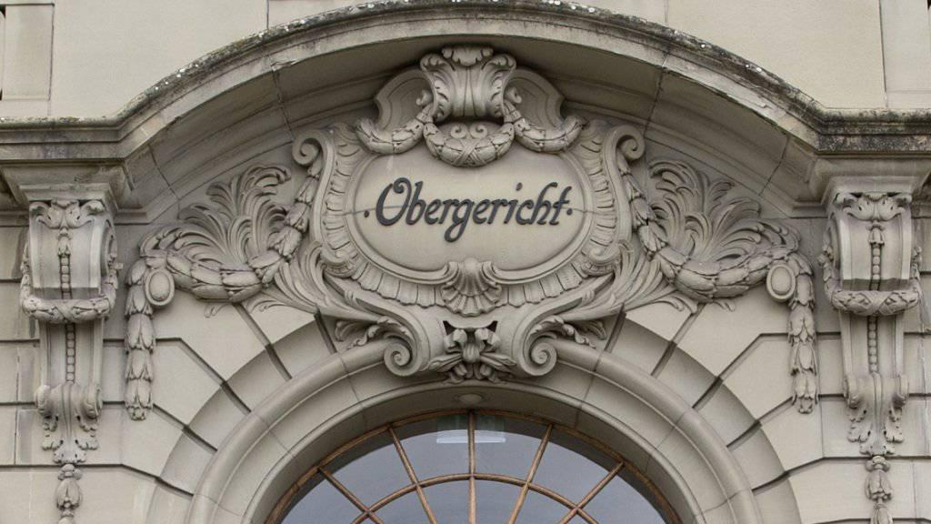 Im Innern dieses Gebäudes blitzte der Straftäter mit seinem Entlassungsantrag ab. (Archivbild)