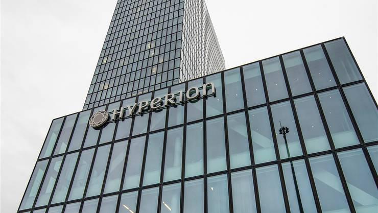 Das ehemalige «Ramada» heisst seit 2017 «Hyperion».