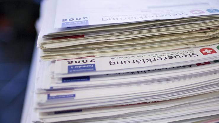 Hunderte solcher Dossiers hat die Stadt Schaffhausen entsorgt.
