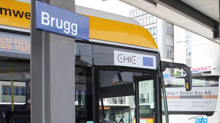 Am Brugger Busterminal beschimpfte ein Chauffeur einen Fahrgast, was ihn den Job kostete. Doch auch Busfahrer müssen sich von den Fahrgästen so einiges gefallen lassen. Claudia Meier