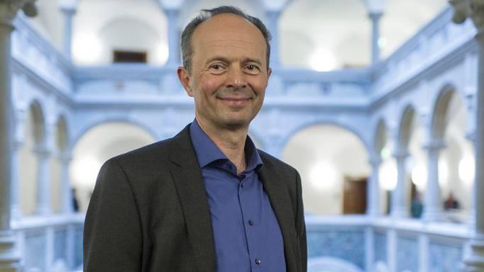 Der linksalternative Zürcher Stadtrat und Polizeivorsteher Richard Wolff.