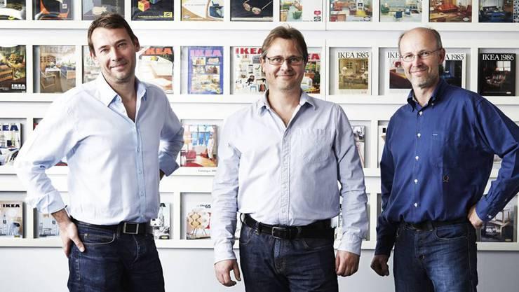 Die Familie Kamprad, Gründer der Ikea-Gruppe, konnte ihr Vermögen im Vergleich zu 2017 (48,5 Milliarden) noch steigern. 2018 besitzen sie 50 bis 51 Milliarden Franken – und sichern sich wie letztes Jahr den ersten Platz unter den reichsten Schweizern.