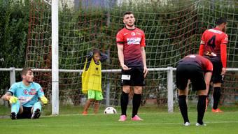Der FC Wangen kann mit dem Ergebnis nicht zufrieden sein.