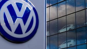 Dem deutschen Volkswagen-Konzern droht in den USA ein Sanktionsverfahren der Aufsichtsbehörde SEC. (Archivbild)