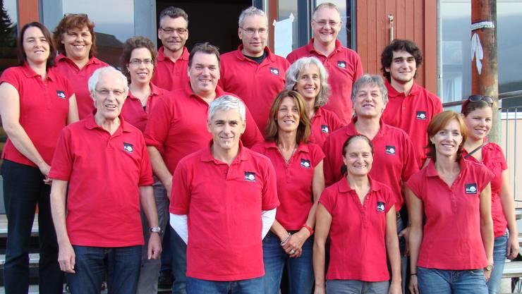 Der Theaterverein Gansingen hat am Mittwoch den Startschuss zu seiner neuen Produktion «De letscht Wunsch» gegeben. ari