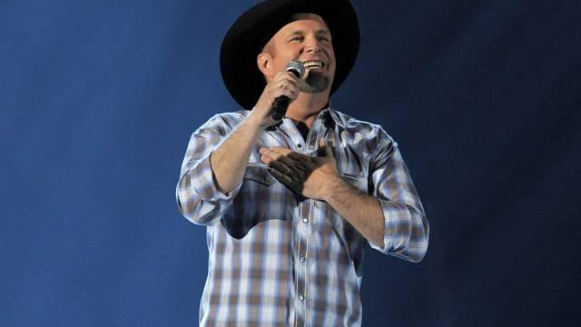 Garth Brooks als Country-Sänger (Archiv)