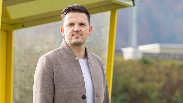 Trainer Domagoj Karadza muss beim FC Klingnau nach wenigen Monaten im Amt schon wieder gehen.