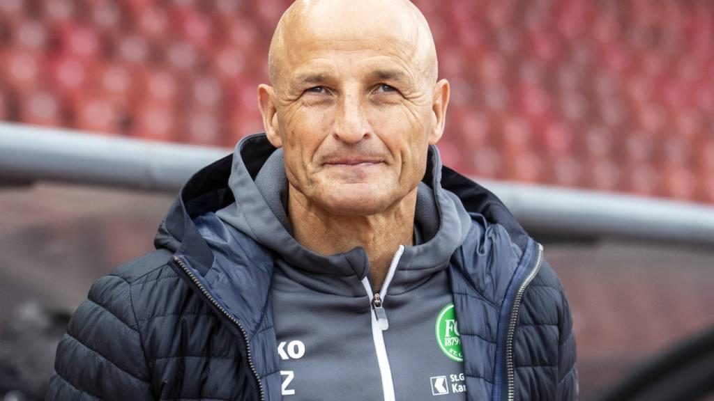 St.Gallen trifft im Cup-Halbfinal auf Servette
