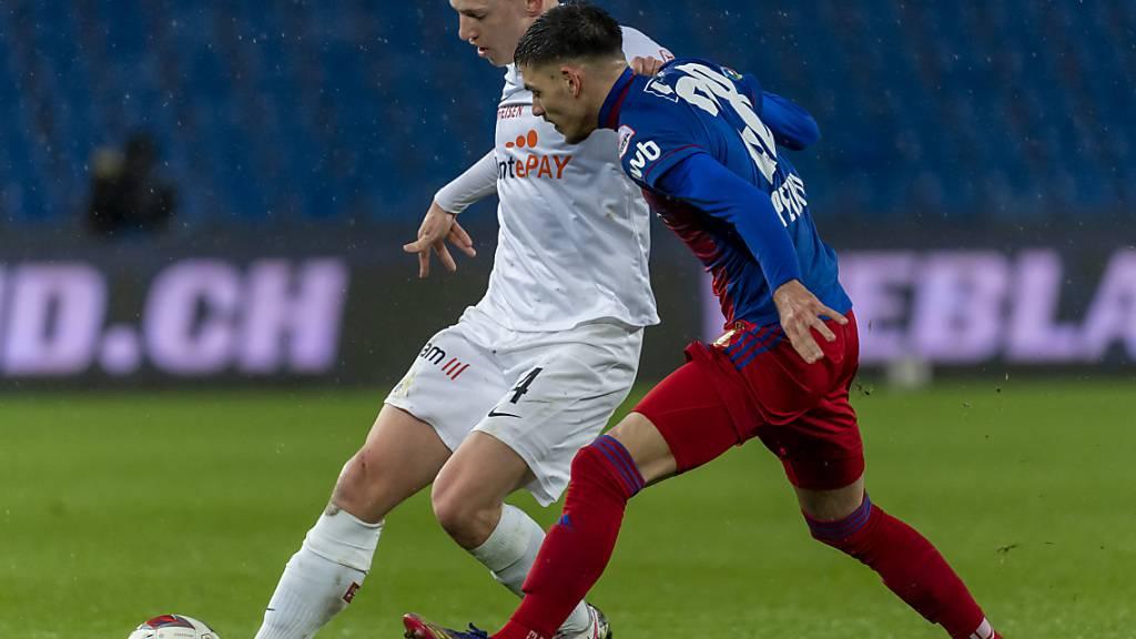 FCZ beendet lange Durststrecke in Basel