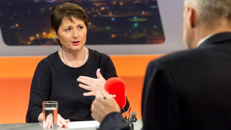 Franziska Roth hat in der Sendung «Talk Täglich» Stellung bezogen.