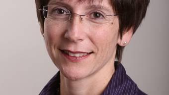 Die gewählte Karin Schwarzenbach
