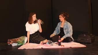 """""""Fuck off – please"""" heisst das neue Theaterstück des Oberstufenzentrums Lenzburg"""