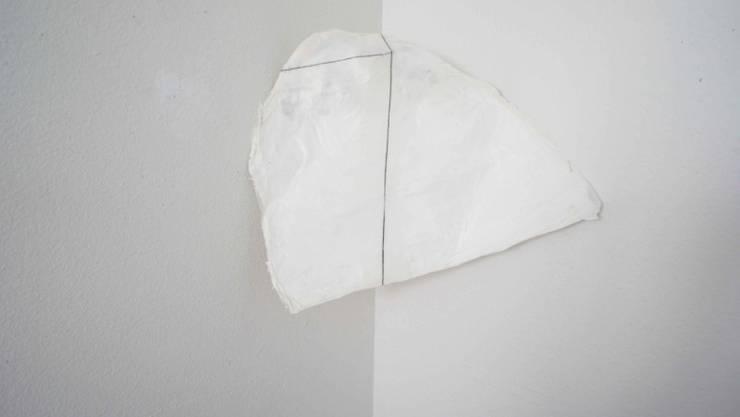 Installatives Werk des Duos Wespi-Luv