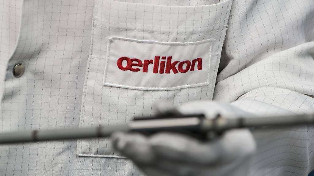 Oerlikon mit Umsatz- und Gewinnsteigerung im ersten Quartal