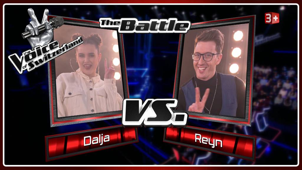 Staffel 1 - Folge 8 | Battle Dalja vs Reyn