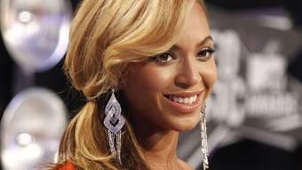 Beyonce Knowles posiert in Los Angeles bei den MTV Video Music Awards