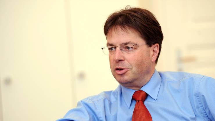Matthias Preiswerk: «Der Entscheid ist mir sehr schwer gefallen.» (Archivbild)