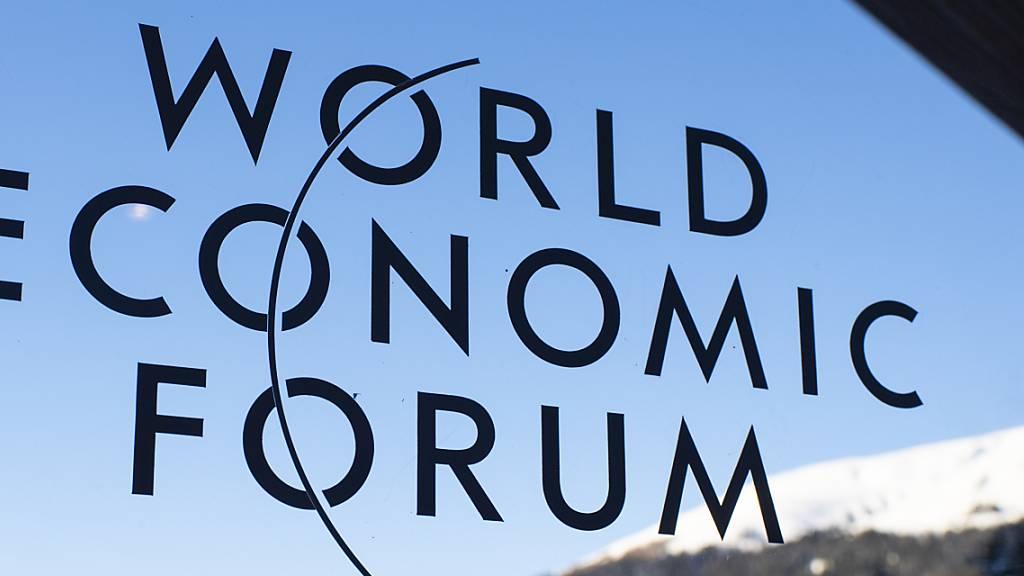 WEF findet 2022 wieder in Davos statt