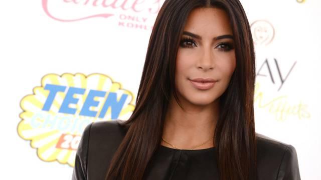 Noch ein Baby, dann schaun wer mal: Kim Kardashian (Archiv)