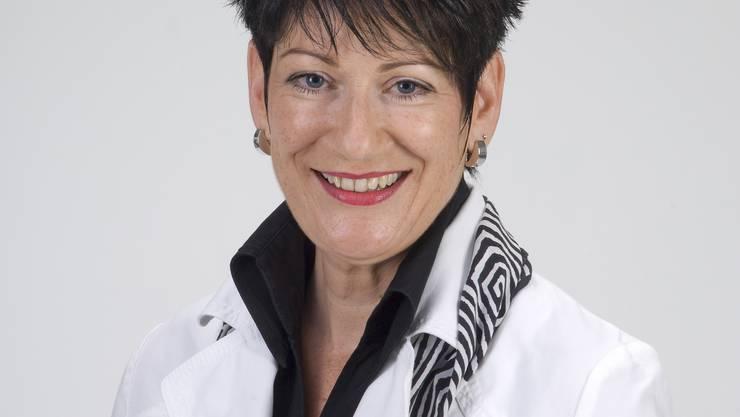 Tritt in Gebensdorf nicht mehr an: Gemeindeammann-Kandidatin Renate Meier.