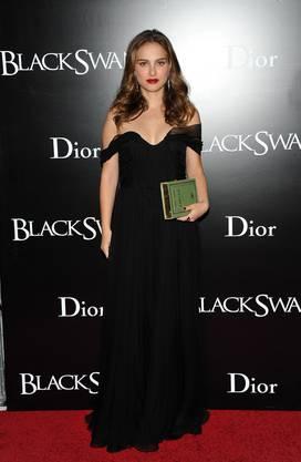 Die Schauspielerin an der «Black Swan»-Premiere in New York.
