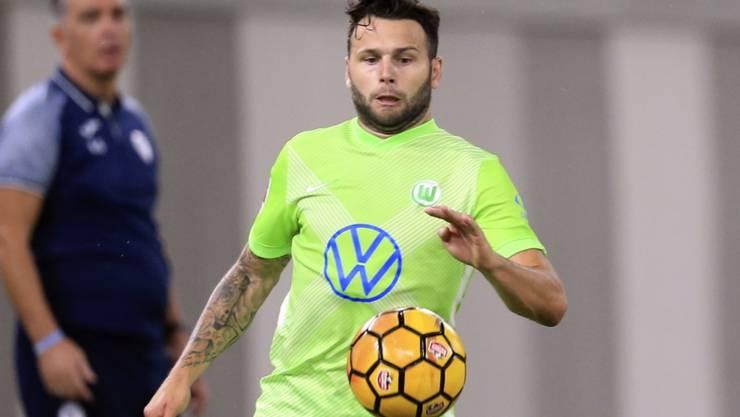Kehrt nach seinem positiven Coronatest ins Team zurück: Wolfsburgs Renato Steffen