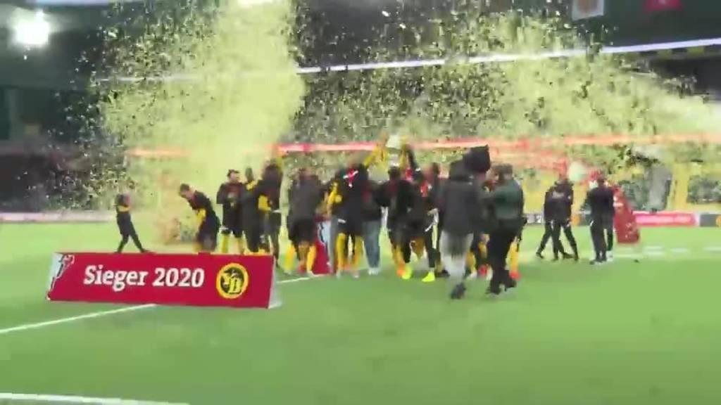 Das Cupspecial 2020