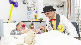 Traumdoktoren im Kantonsspital Aarau