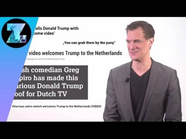 Trump-Video aus Holland: Die Stimme hinter dem Viralhit