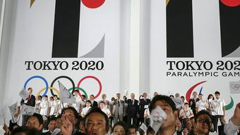 Die olympischen Logos sind enthüllt