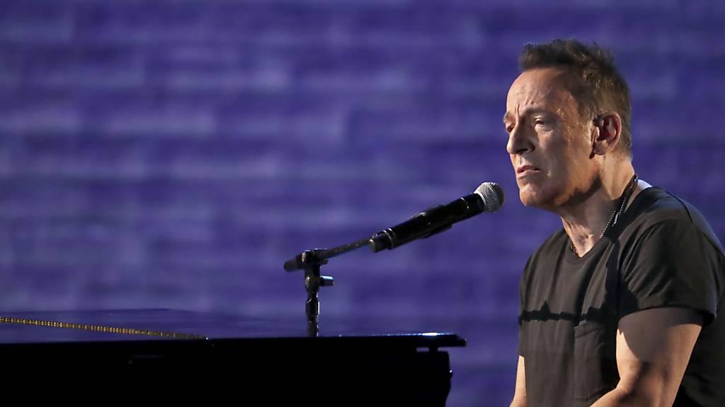 Der «Boss» zurück am Broadway - Bruce Springsteen bleibt unermüdlich